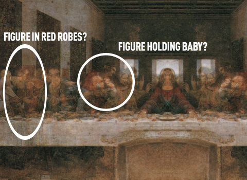 Guests at the Last Supper? | The BS Historian