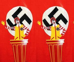 nazi ronald mcdonald