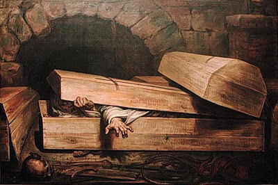 The Premature Burial Antoine Wiertz